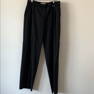Galliano Italian Dress Pants Black Size 12